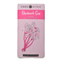 Rhubarb Gin Chocolate