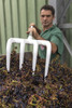 Vikan 56915 Hygienic Rake - Perfect for Wineries