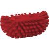 Vikan 7037 Stiff Tank Brush in Red