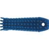 Vikan 3587 Small Hand Brush Soft Bristles in Blue (Bottom View)