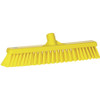 "16"" Combo-Duty Push Broom in Yellow (Front View)"