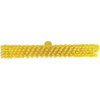 "16"" Combo-Duty Push Broom in Yellow (Bottom View)"