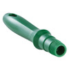 """Vikan 2934 6"""" Extended Mini Handle in Green"""