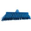 """Vikan 2914 12"""" Angle Broom with Stiff Bristles (Bristle View)"""