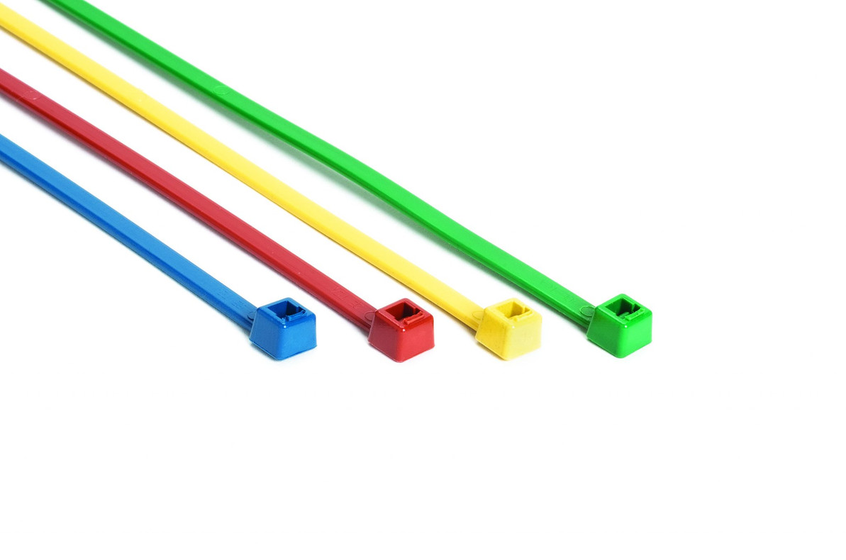 ​Why Choose our Metal Detectable Cable Ties / Zip Ties?