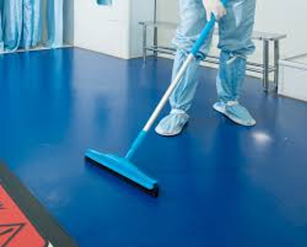 Best Practices for Cleaning Dycem Contamination Control Flooring