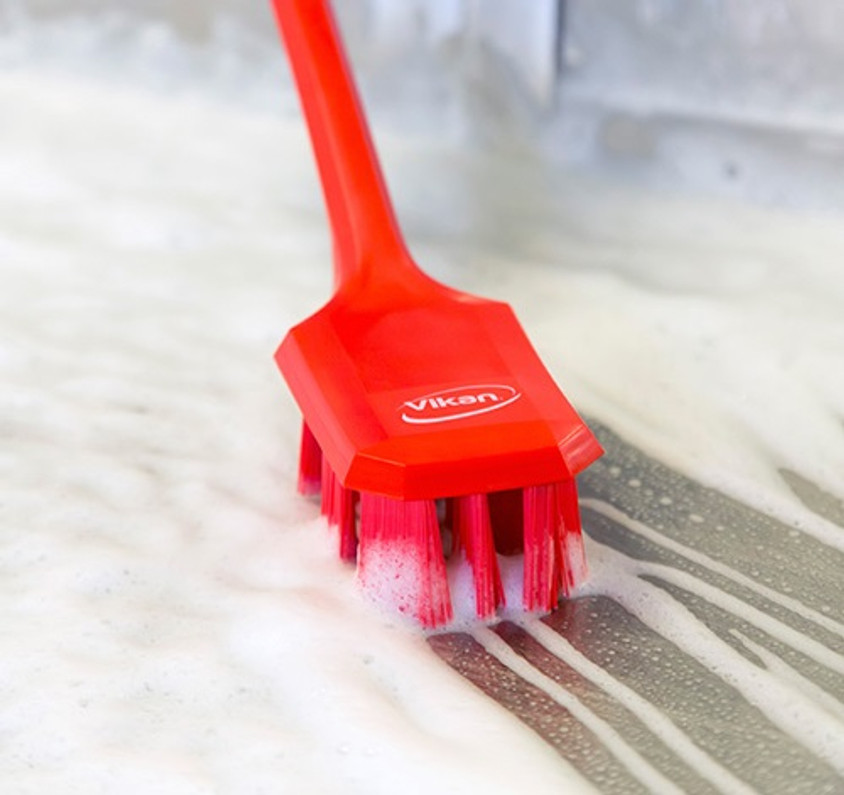 Vikan UST Brushware - The Ultimate in Hygienic Design