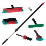 Fleet and Truck Washing Brushes and Squeegees