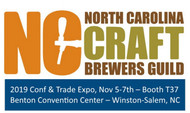 Union Jack Exhibiting at 2019 NC Craft Brewers Conference