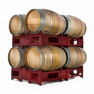 ​NEW Plastic Wine Barrel Racks