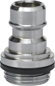 """Vikan 0712 Quick-Fit Hose Coupling with 1/2"""" Thread"""