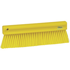 Vikan 4582 Fine Particle Baker's Counter Brush with Soft Bristles