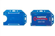 BST MDBH Metal Detectable Key Card / Badge Holder