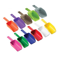 16 oz. Color-Coded Hand Scoop in Multiple Colors