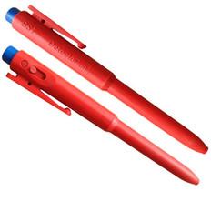 BST RPEN Metal Detectable Pressurized Retractable Freezer Pen - 25/pk