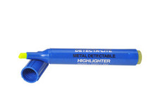 BST HLPEN Metal Detectable Hi-lighter Markers - 10/pk