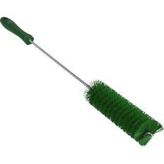 "Vikan 5378 1.5"" Tube & Valve Brush with Stiff Bristles"