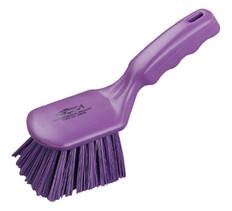 "Hillbrush AMD4 Antimicrobial 10"" Stiff General Purpose Brush"