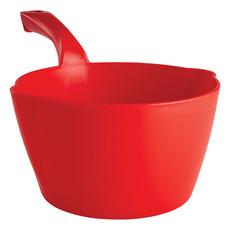 Vikan 5682 Large 64 oz. Dipping Bowl Scoop