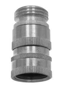"SANI-LAV Model N19S Stainless Steel Quick Disconnect 3/4"" GHT"