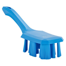 Vikan 4179 Short Handled Stiff UST Scrubbing Brush