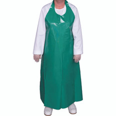 Top Dog 8 Mil Color Coded Apron for Food Processing
