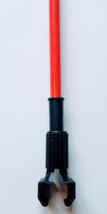 """8215 60"""" Heavy-Duty, Color-Coded Handle with Mop Jaw Clamp"""