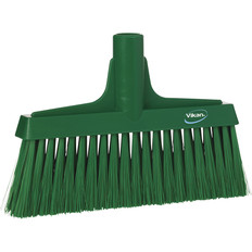 "Vikan 3104 9.5"" Upright Lobby Broom (Replacement Head)"