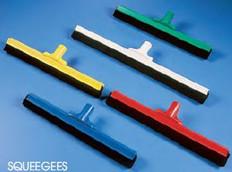 """LaCrosse 24"""" Double Foam Squeegee with 60"""" Fiberglass Handle"""