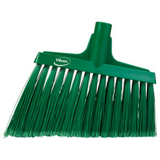 "Vikan 12"" Split Bristle Angle Broom"