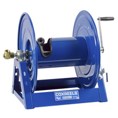 Coxreels 1125-5-100 Heavy-Duty Steel Hand Crank Hose Reel