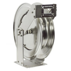 Coxreels SHL-N-5xx-SS Stainless Steel Retractable Hose Reel