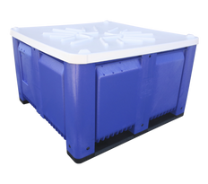 "M48L-WW Lids for MACX48 bulk containers - 48"" x 48"" x 3"""