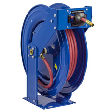 Coxreels TSHL-N-550 Heavy-Duty Steel Retractable Hose Reel