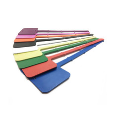 BST Metal Detectable Color-Coded Plastic ID Tags - 25/pk