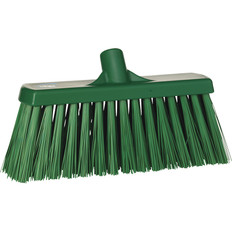 "Vikan 2915 13"" Extra Stiff Push Broom (Replacement Head)"