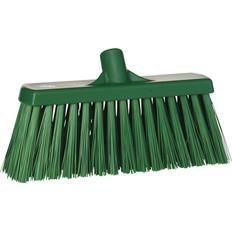 "Vikan 2915 13"" Extra Stiff Push Broom (Replacement Head)"