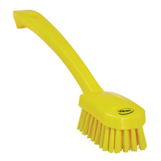 Vikan 3088 Small Utility Hand Brush - Medium Bristles