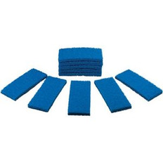 Vikan Medium-Duty Scrub Pads 10 Pack
