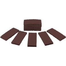 Vikan Heavy-Duty Scrub Pads 10 Pack