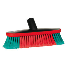 "Vikan 475552 11"" Soft/Split Waterfed Vehicle Brush"