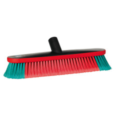 "Vikan 475752 15"" Soft/Split Waterfed Vehicle Brush"