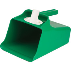 Vikan 6552 1 Gallon Dipper Style Mega Plastic Scoop