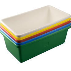 Remco Large Storage Tub Stacked - Available Multiple Colors