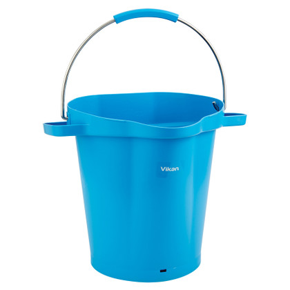 Vikan 5692 5 Gallon Bucket/Pail in Blue