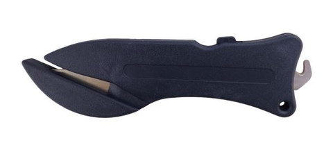 Dark Blue Fish 3000M Metal Detectable Safety Knife