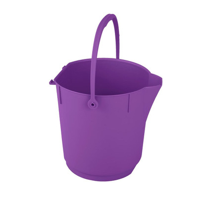 Hillbrush AMMBK15 Antimicrobial 3 Gallon Bucket/Pail