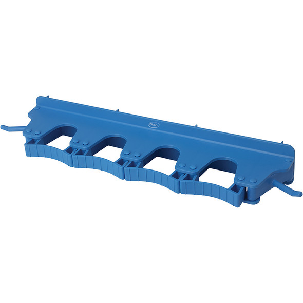 Wall Bracket for 4 - 6 Tools in Blue