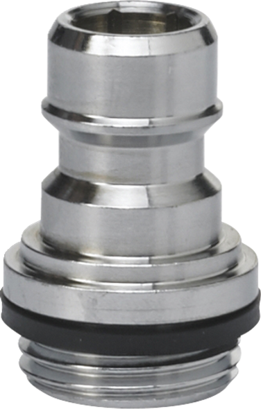 "Vikan 0712 Quick-Fit Hose Coupling with 1/2"" Thread"