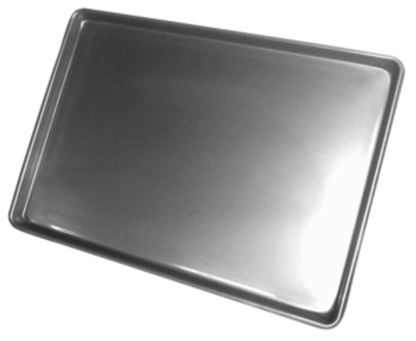 """26"""" x 18"""" Type 304 Stainless Steel Tray"""